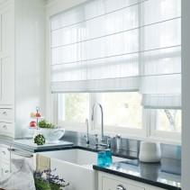 Шторы для кухни и столовой, фото новинки