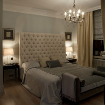 Шторы для спальни фото дизайн от Валентины